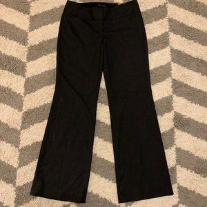 NWT Express Black Dress Pants Size 8 Reg Low rise